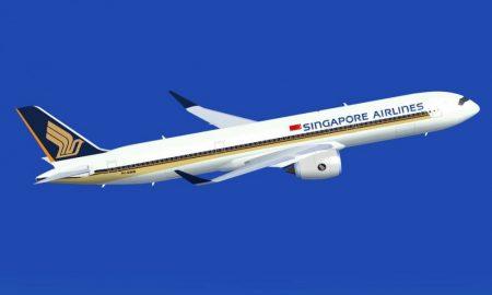 SINGAPORE AIRLINES STARTAR DIREKTFLYG FRÅN ARLANDA TILL SINGAPORE