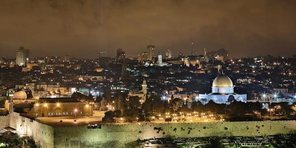 SHALOM – ISRAEL VÄLKOMNAR DIG