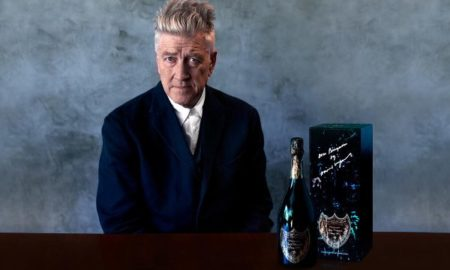 DOM PÉRIGNON + DAVID LYNCH = SANT