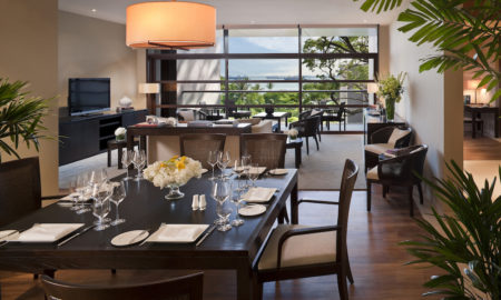 SINGAPORES BÄSTA HOTELL: CAPELLA