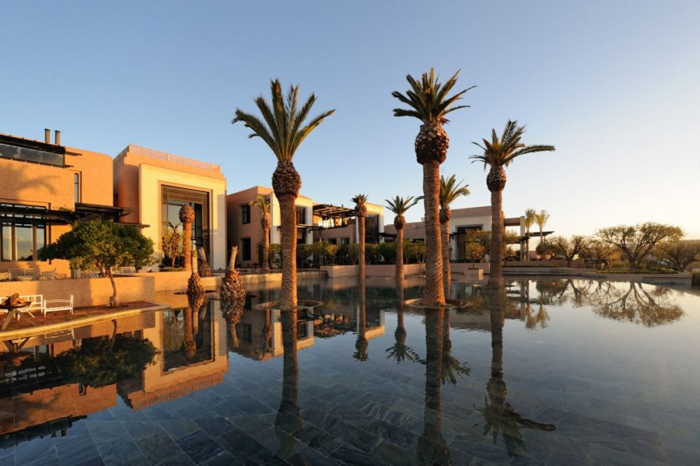 DRÖMLÄGE PÅ ROYAL PALM MARRAKECH