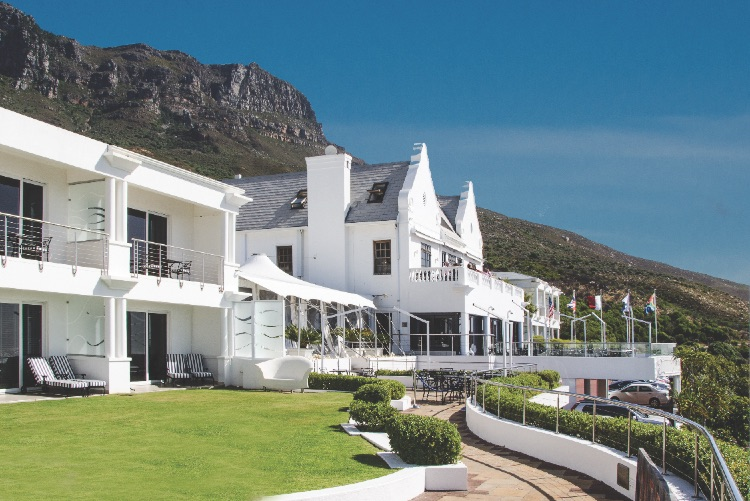 THE TWELVE APOSTLES HOTEL AND SPA I KAPSTADEN