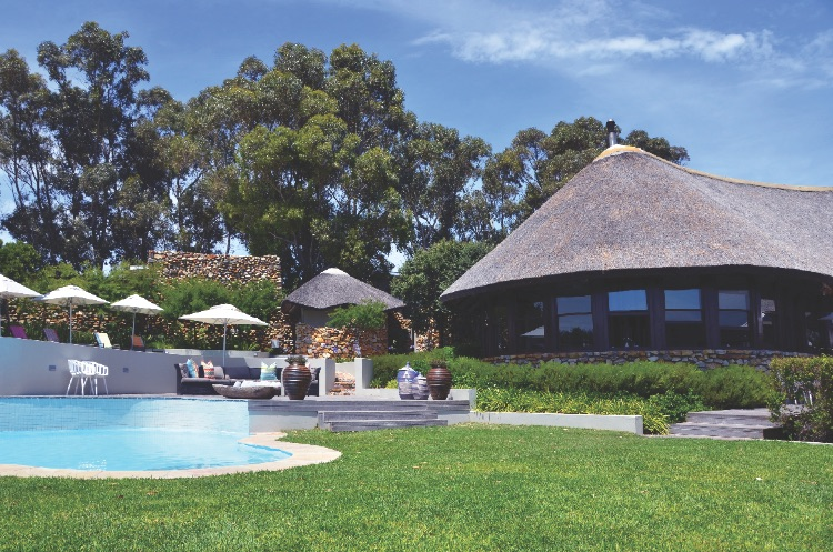 GROOTBOS PRIVATE NATURE RESERVE I KAPSTADEN