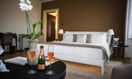 HOTELL AMAN VENICE VID CANAL GRANDE