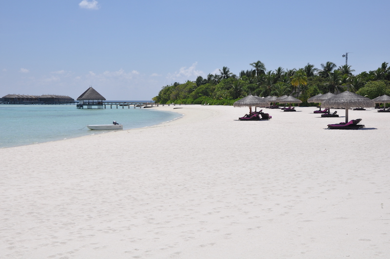MALDIVERNA: CONSTANCE MOOFUSHI