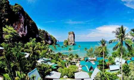 OFÖRGLÖMLIGA CENTARA GRAND BEACH RESORT & VILLAS KRABI