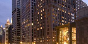 HOTELL I CHICAGO: THE CONRAD