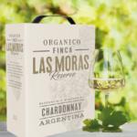 LAS MORAS ORGANIC CHARDONNAY RESERVE