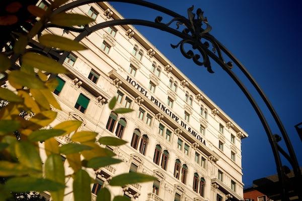 MILANOS HOTELL: PRINCIPE DI SAVOIA