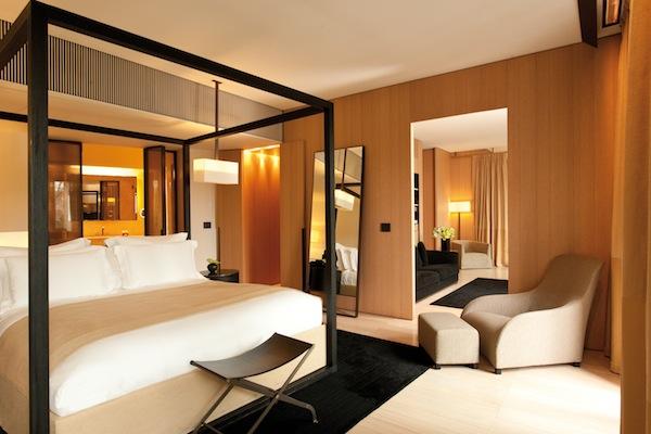 MILANOS HOTELL: BULGARI