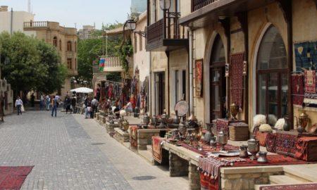 SNABBVISIT I AZERBAIDJAN