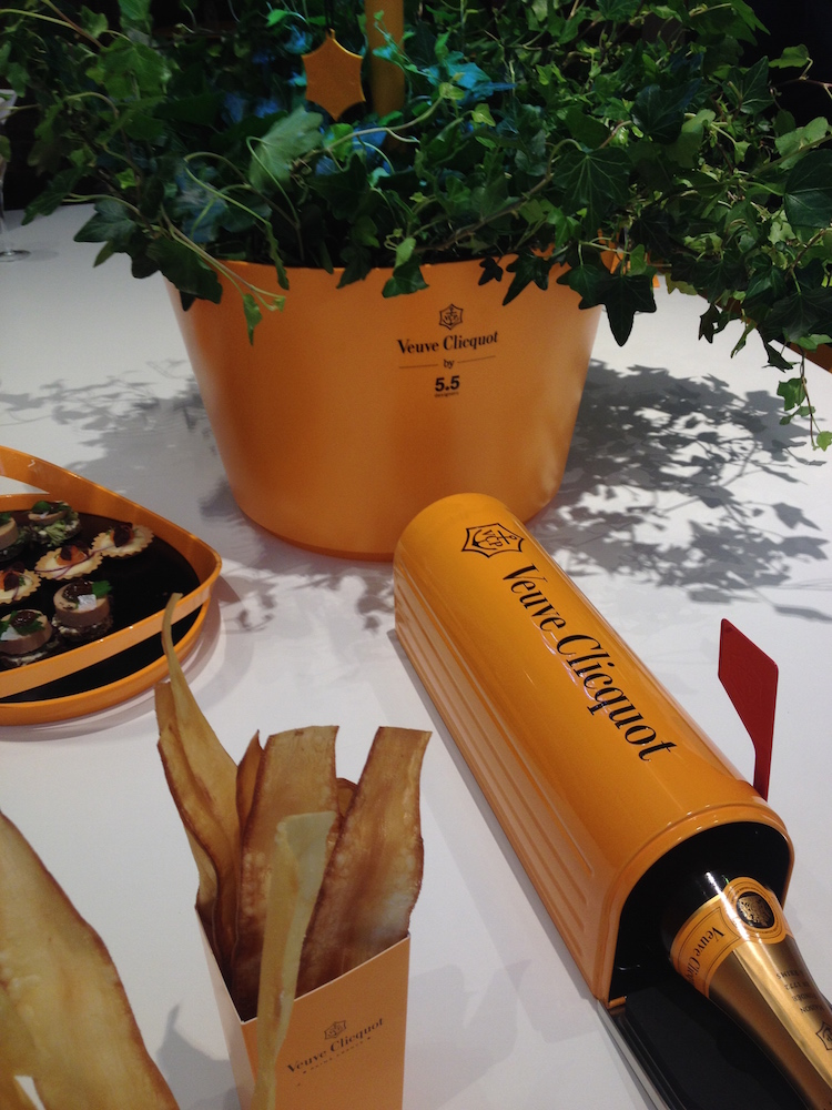 VEUVE CLICQUOT POP-UP STORE I STOCKHOLM