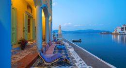 Den ändlösa grekiska sommaren