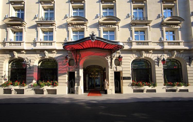 Le Royal Monceau Raffles Paris - Façade 6