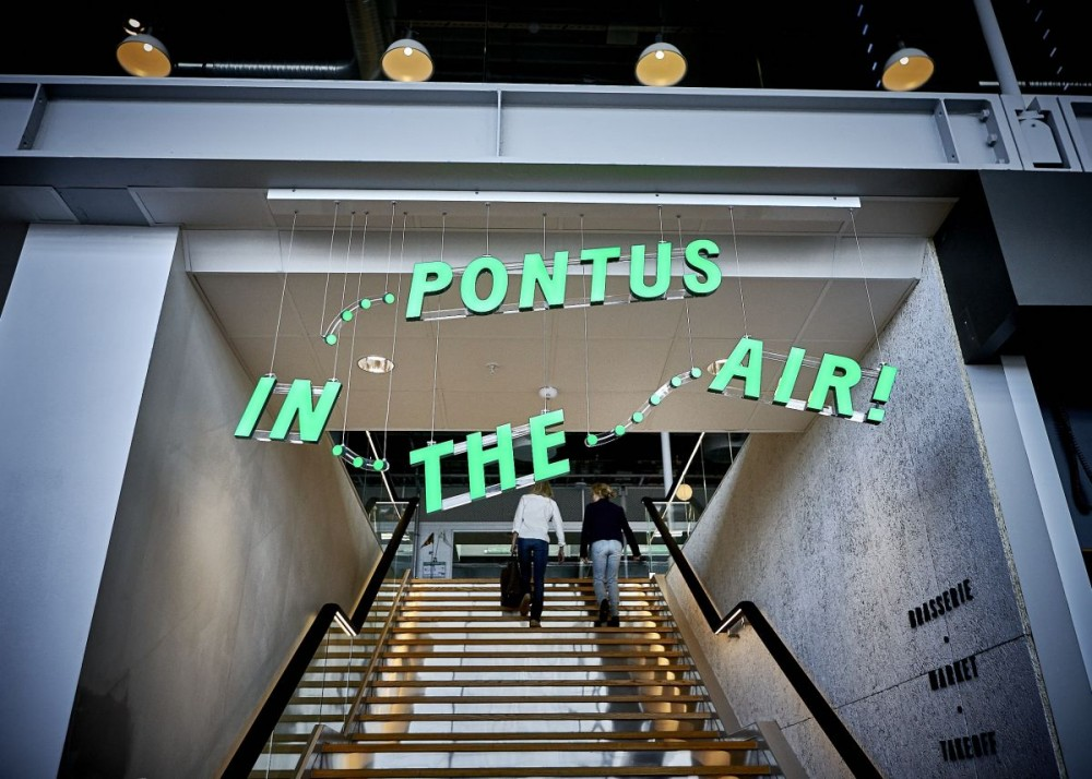 NY RESTAURANG PÅ ARLANDA: PONTUS IN THE AIR
