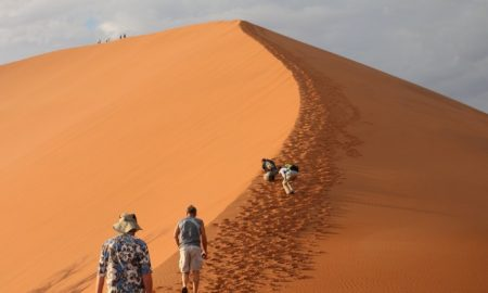 SALIG I ZIMBABWE OCH NAMIBIA