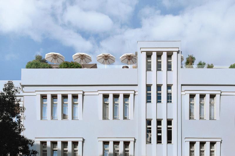 THE NORMAN HOTEL – TEL AVIV