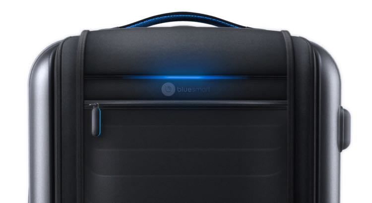 FCM GILLAR: BLUESMART CARRY ON LUGGAGE