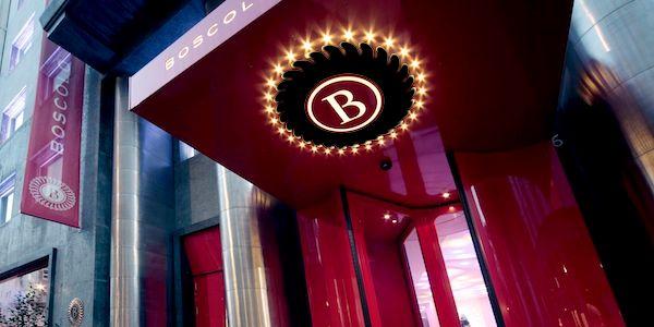 MILANOS HOTELL: BOSCOLO