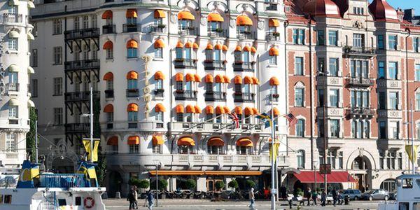 PROVENCALSK HUDVÅRDSSERIE PÅ HOTEL DIPLOMAT