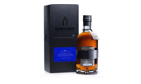 Mackmyra Moment XVI är en whisky framtagen till H.M. Konung Carl XVI Gustafs ära.