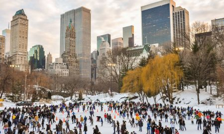 UPPLEV NEW YORK VID JULETID – SHOPPING, RESTAURANGER, SHOWER OCH HOTELL