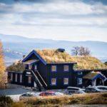 En himmelsk upplevelse – Fjällbäcken Lodge