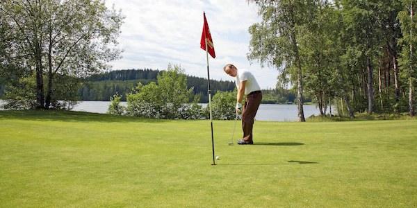 GOLF: FREDENSBORG HERRGÅRD