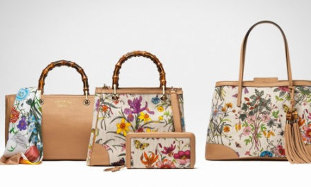GUCCI TILL CHELSEA FLOWER SHOW