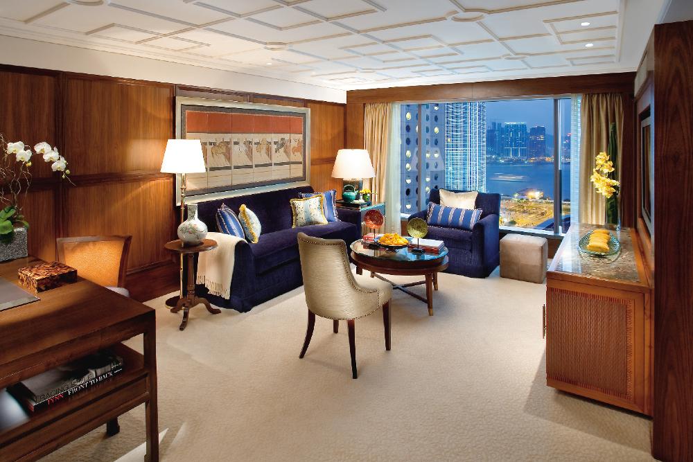 HONG KONGS BÄSTA HOTELL: MANDARIN ORIENTAL
