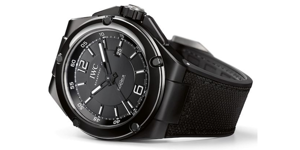 IWC: The Ingenieur Automatic AMG Black Series Ceramic