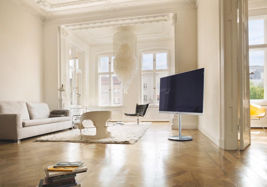 LOEWE LANSERAR BLIXSNABB ULTRA-HD TV