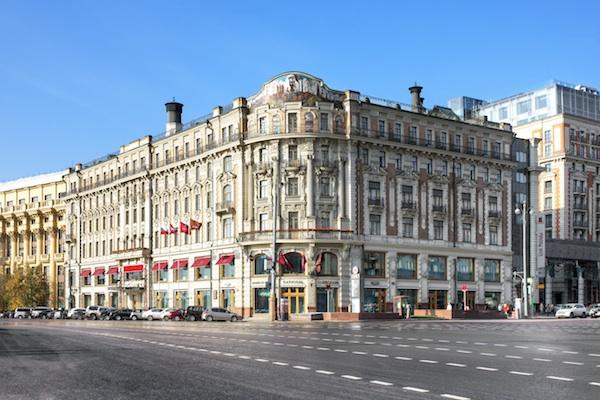 MOSKVAS LYXHOTELL: HOTEL NATIONAL
