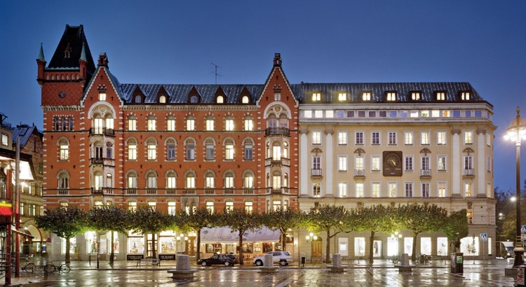 HOTELL I STOCKHOLM: NOBIS