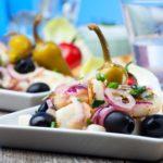 Den grekiska matkonsten