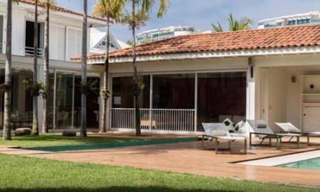 HYR RONALDINHOS HUS I RIO DE JANERIO