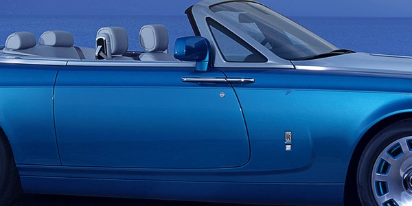 WOW! ROLLS-ROYCE PHANTOM DROPHEAD COUPÉ