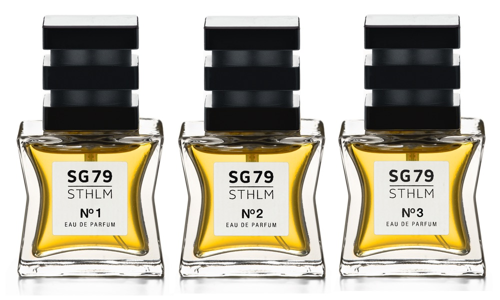 SG79 – FINE FRAGRANCE – FINE ART