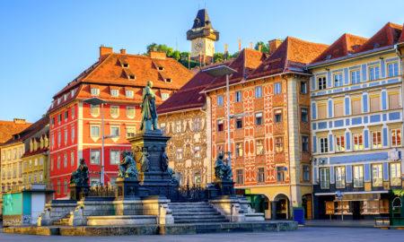 Utforska Graz i sommar