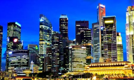 FARTFYLLDA DAGAR I SINGAPORE