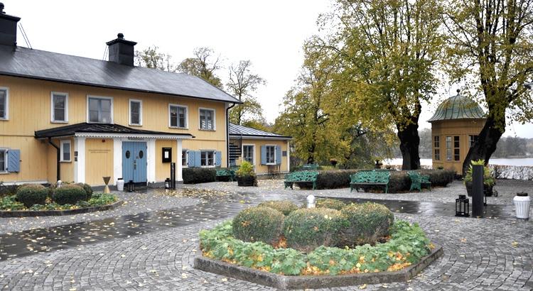 HOTELL I STOCKHOLM: STALLMÄSTAREGÅRDEN