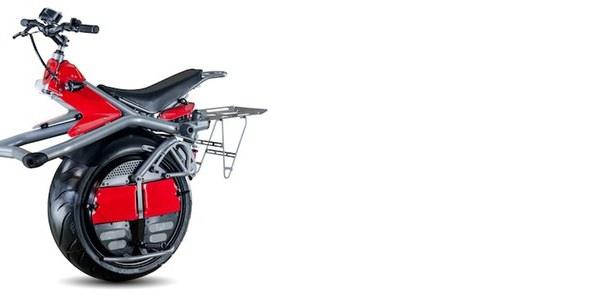 ÄR DETTA FRAMTIDENS MOTORCYKEL?